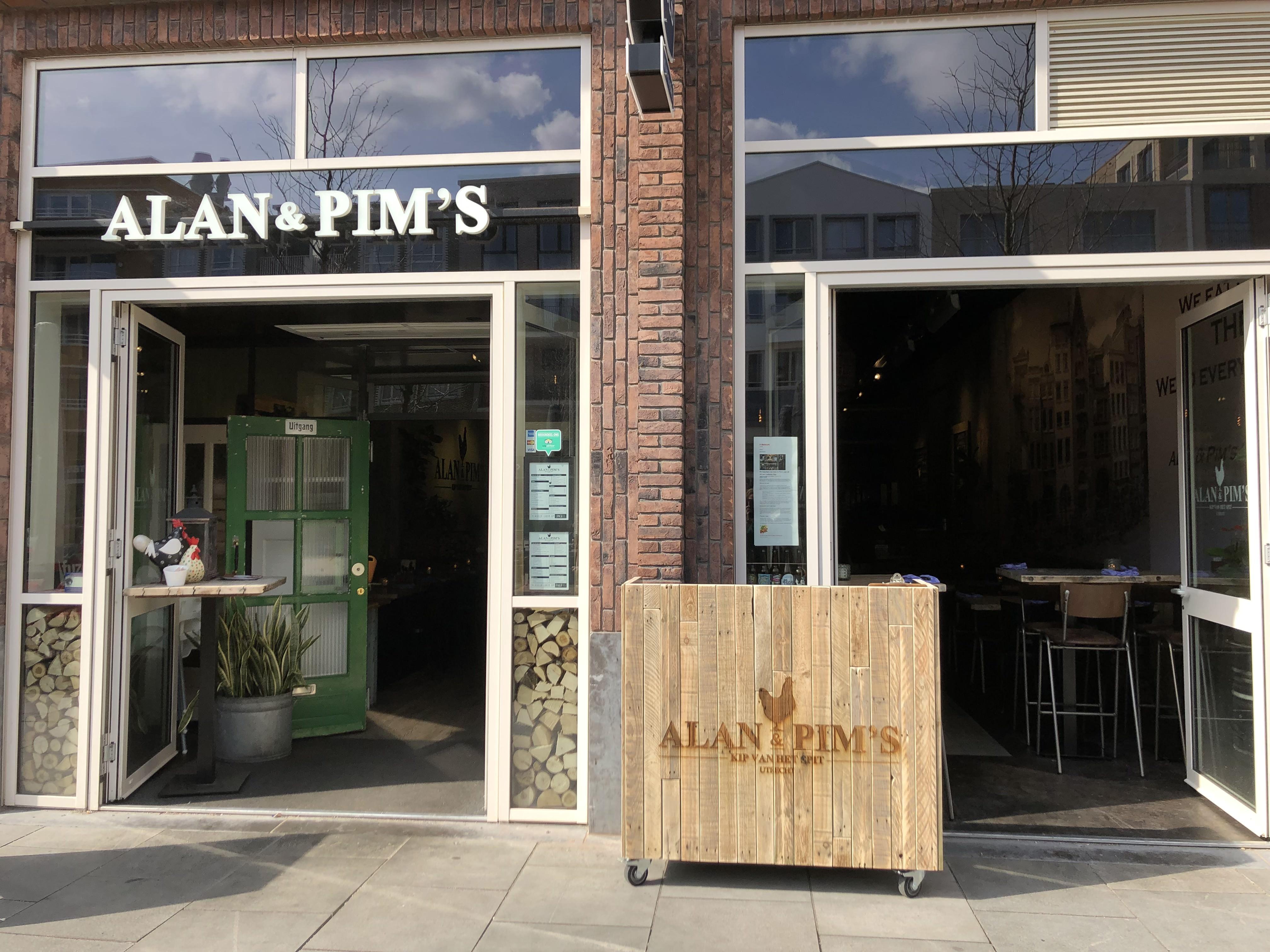 Bestekmeubel Alan & Pim's