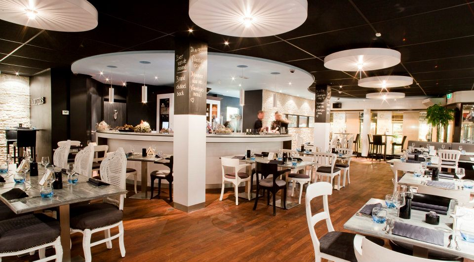 Restaurant Anders - Horeca Interieur