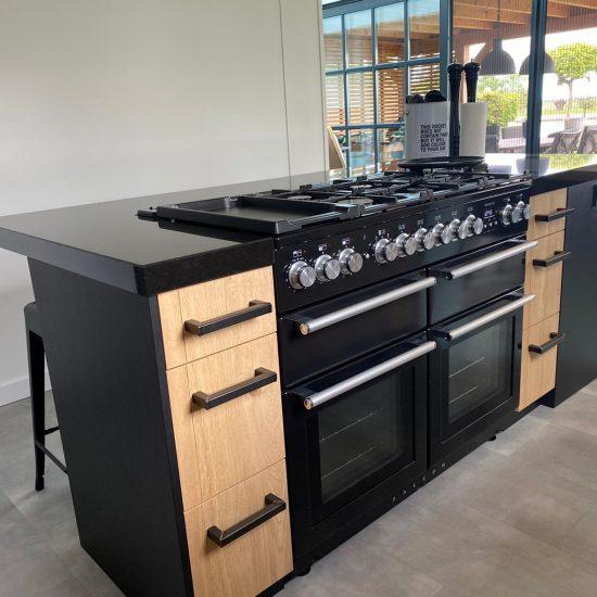 Zwart & Eiken Keuken